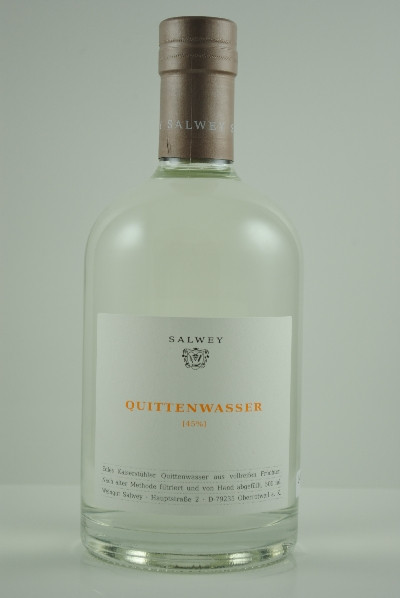 Quittenwasser